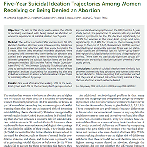 suicidal ideation paper